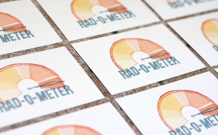 Super Rad Thank You Card