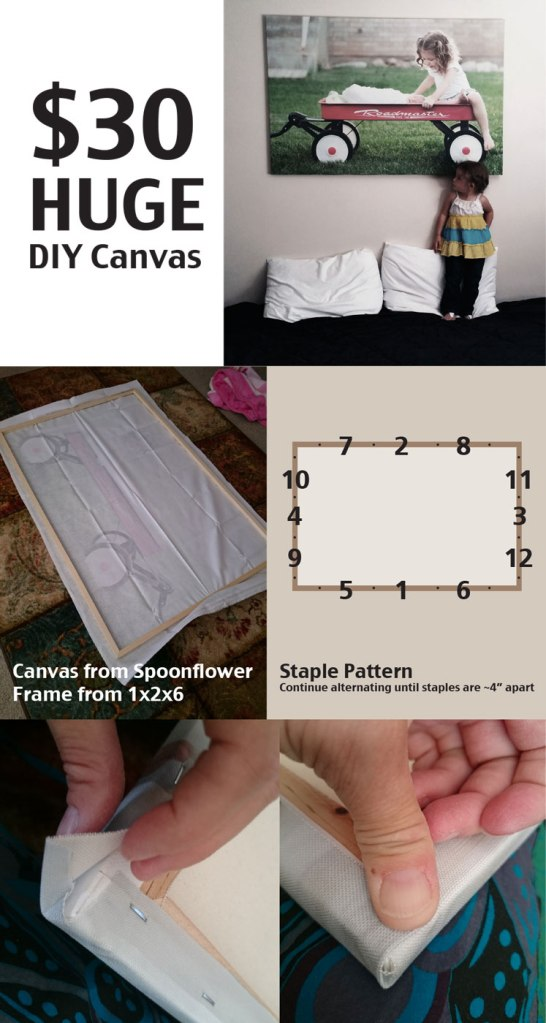 canvas-diy