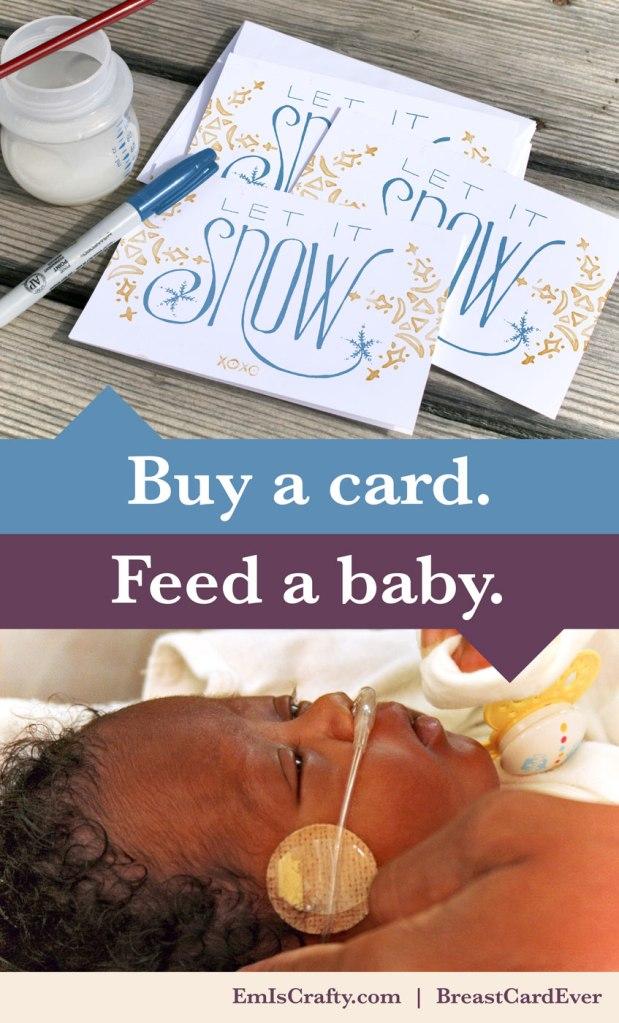 BreastCardEver | buycardfeedbaby
