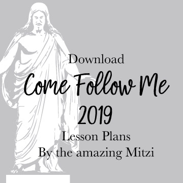 Download Come Follow Me 2019 Lesson Plans
